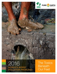 2016 Report: The Toxics Beneath Our Feet